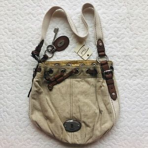 💛 FOSSIL Purse NWT
